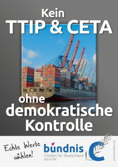 Plakate-TTIP