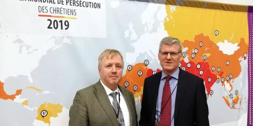 """Open Doors – Präsentation der """"World Watch List"""" im Europaparlament"""