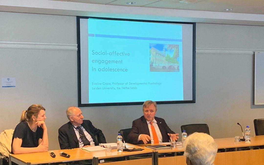 """Konferenz zur """"Qualität der Kindheit"""" im Europäischen Parlament"""