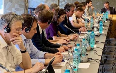 """ECPM-Konferenz in Moldawien: """"Migration: Die Jagd nach einem Traum – Was aber, wenn er zum Albtraum wird?"""""""