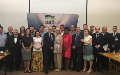 Karin Heepen in den Sallux-Vorstand gewählt