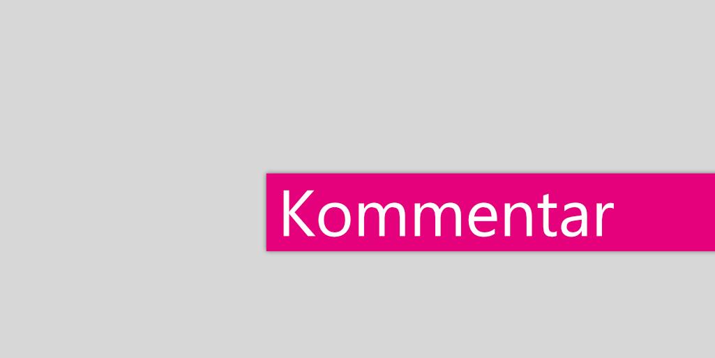 Zum CDU-Vorsitz von Armin Laschet: Kein Weiter so für Deutschland!