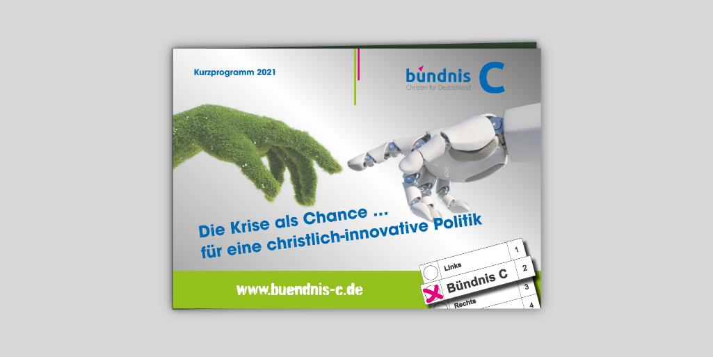 Bündnis C Delegiertenparteitag beschließt neues Kurzprogramm