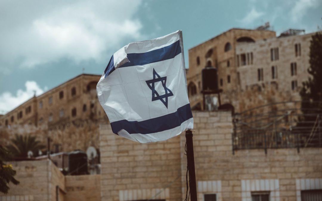 Als Wächter der Mauern um Israel stehen